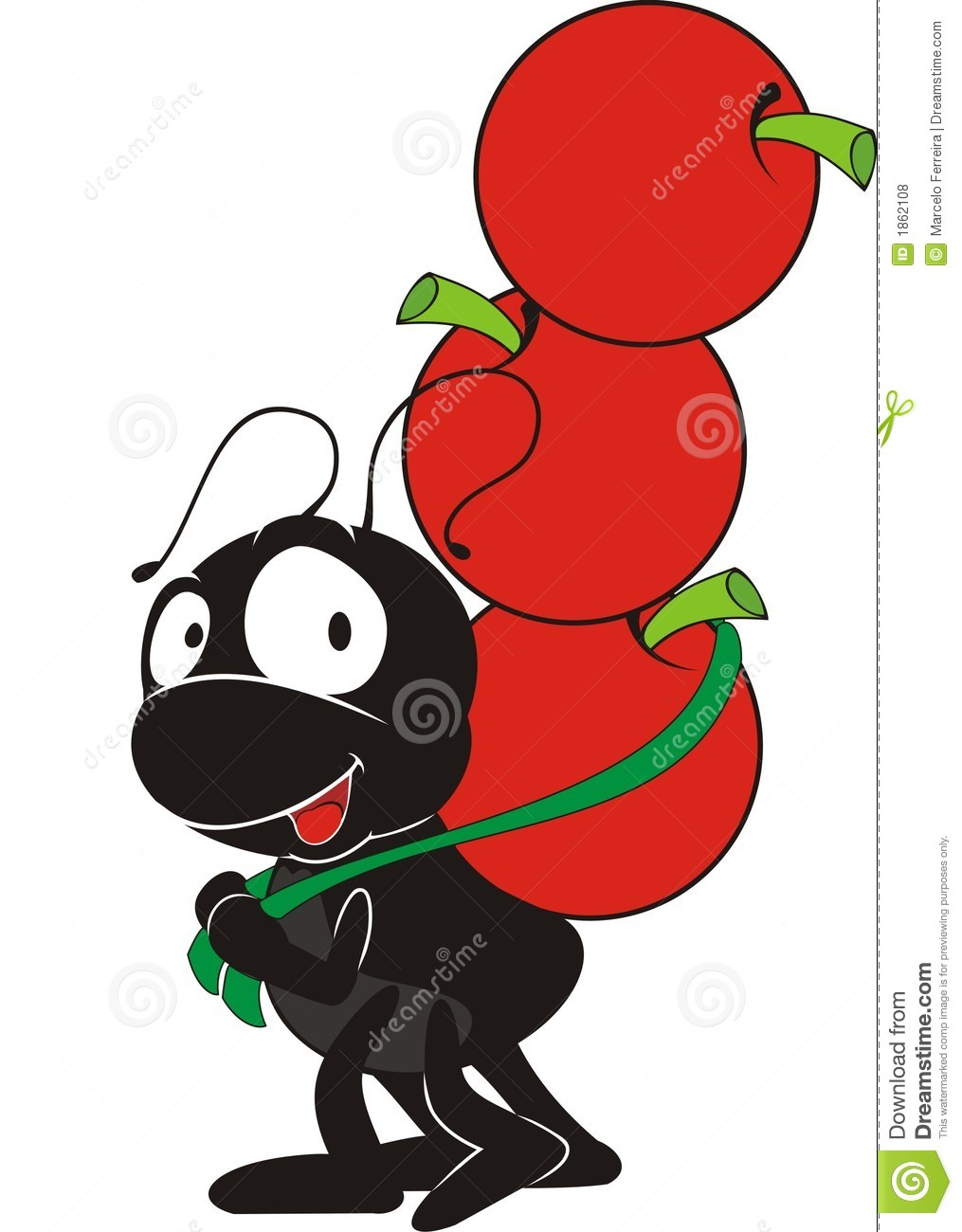 Working Ants Clipart (8+).