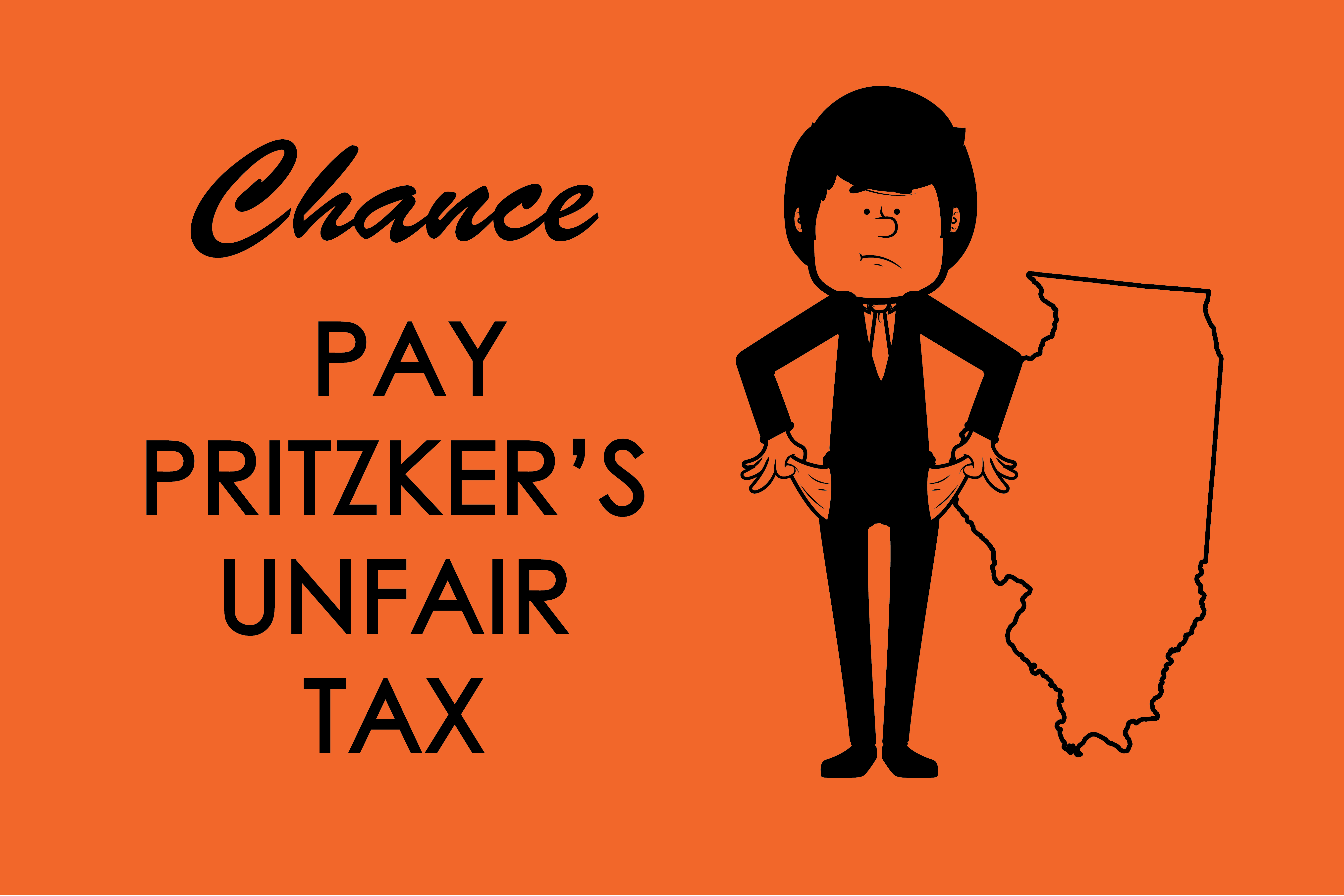 "Rep. Marron Speaks out against Gov. Priztker's ""Unfair Tax"" Hike on."