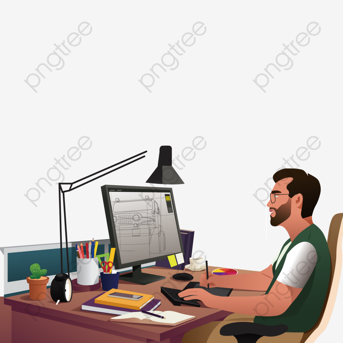 Working Man, Man Clipart, Jobs, The Man #416343.