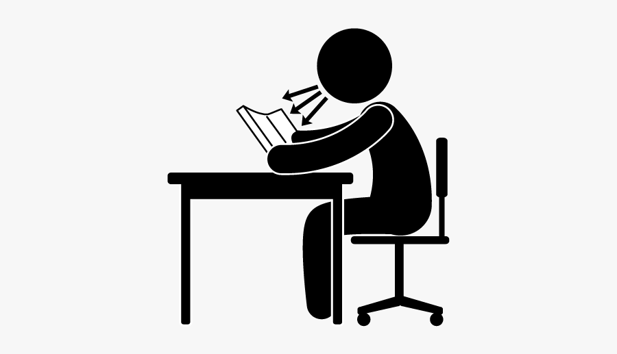 Working On A Computer Png , Free Transparent Clipart.