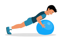 Free Fitness and Exercise Clipart.