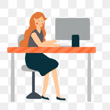 Working Woman PNG Images.