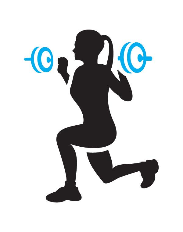 Workout Clip Art & Workout Clip Art Clip Art Images.