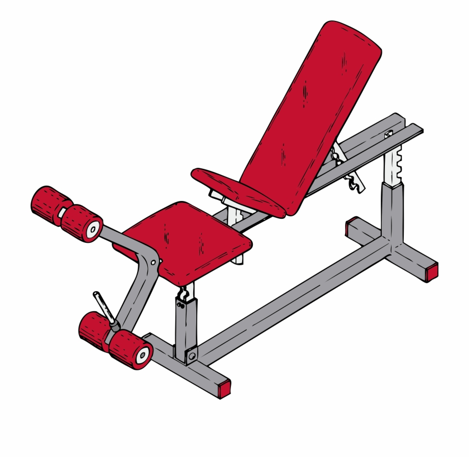 This Free Icons Png Design Of Exercise Bench.