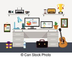 Workplace Clipart and Stock Illustrations. 39,022 Workplace vector.