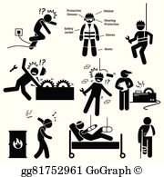 Workplace Safety Clip Art.