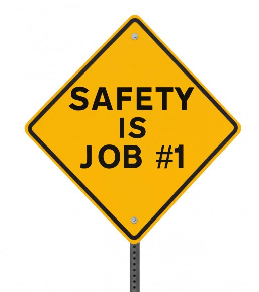 Free safety clipart image.
