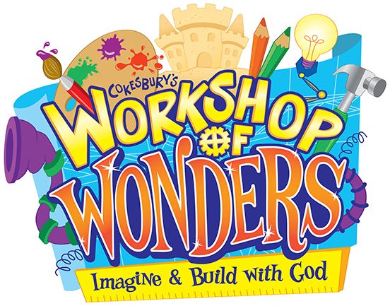 92 Best images about VBS 2014: Workshop of Wonders on Pinterest.