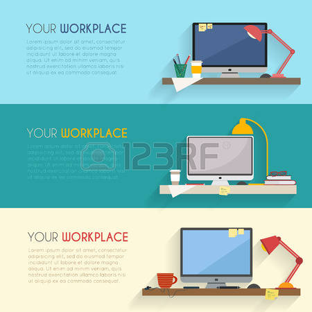 20,143 Workspace Cliparts, Stock Vector And Royalty Free Workspace.