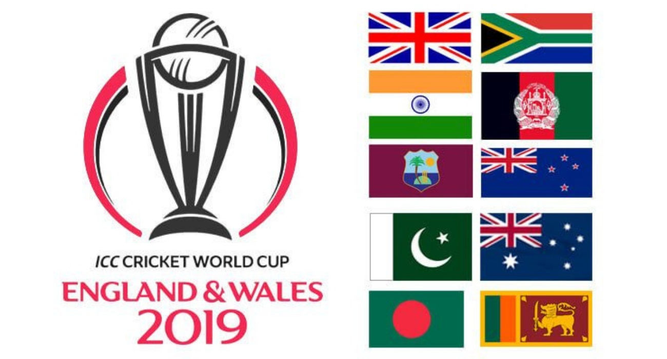 Cricket world cup 2019 schedule.