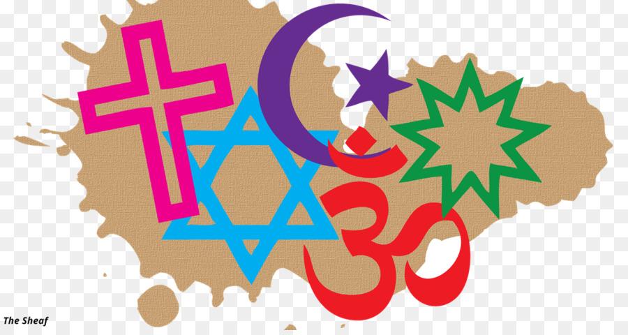 Religious symbol World religions Freedom of religion.