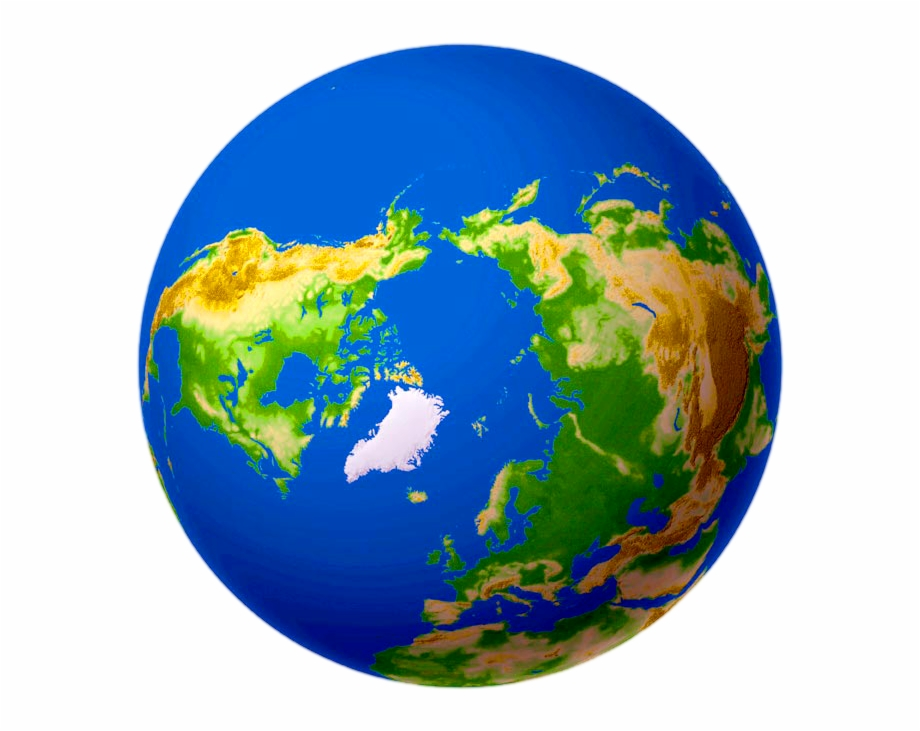 Earth Clipart Transparent Background.