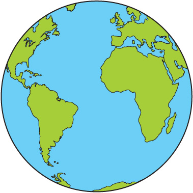 Earth Clipart No Background.