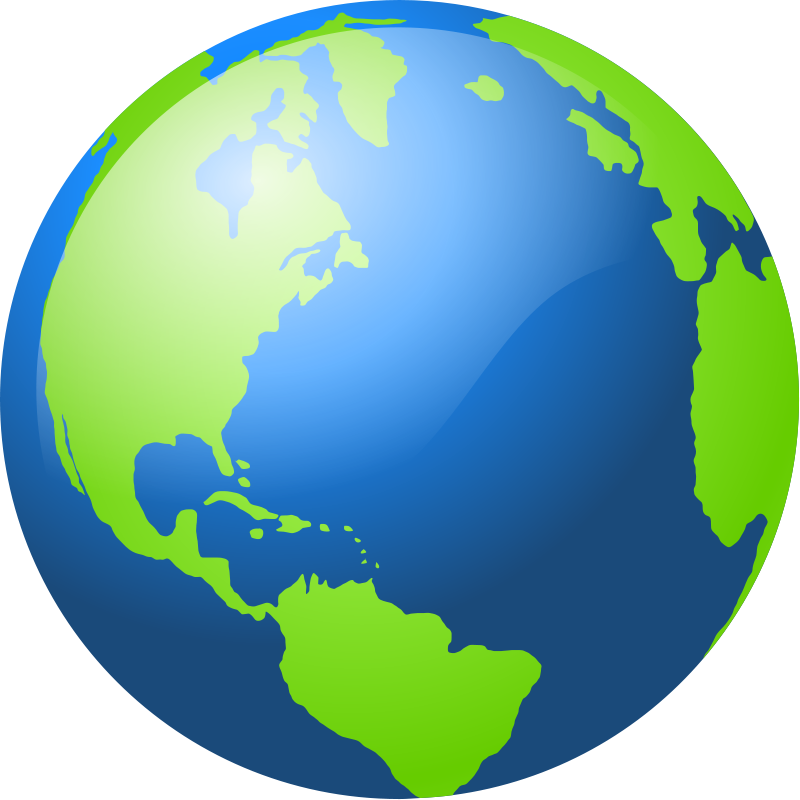 World Globe Free content Clip art.