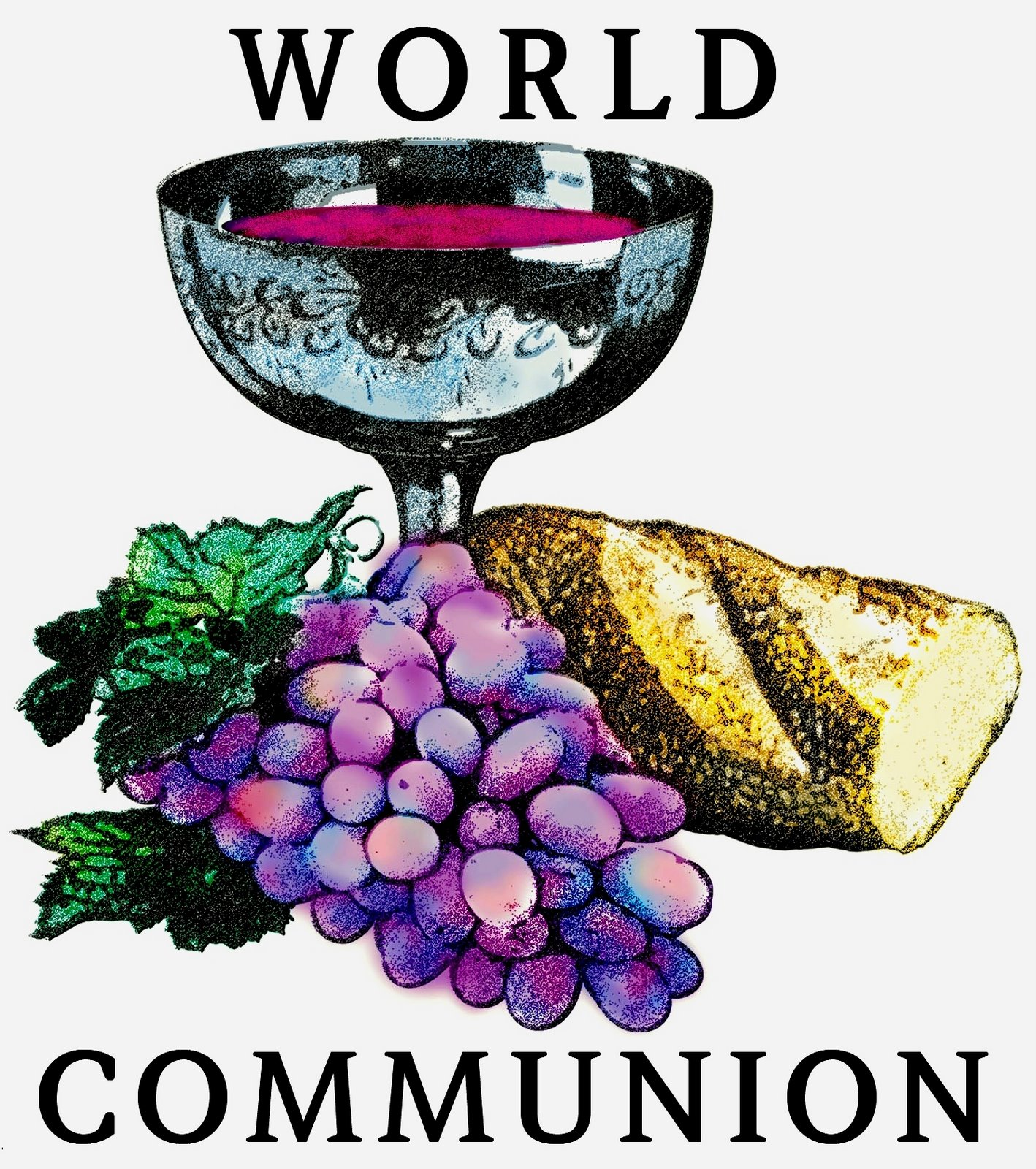 World Communion Clipart · World Communion Sunday Clipart.