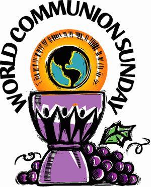 World Communion Sunday.