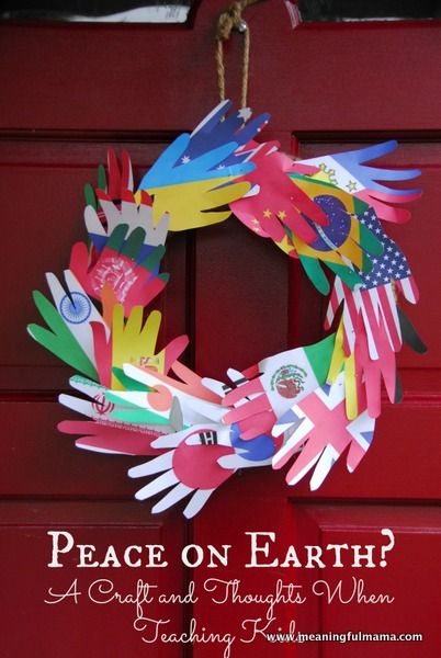 10+ ideas about Peace Crafts on Pinterest.