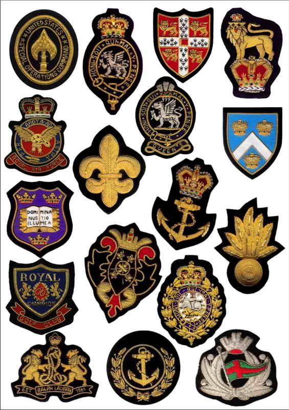 pocket Badges.