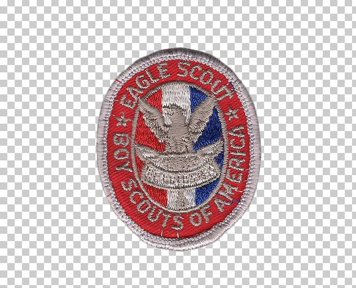 Eagle Scout Boy Scouts Of America Scouting Embroidered Patch.