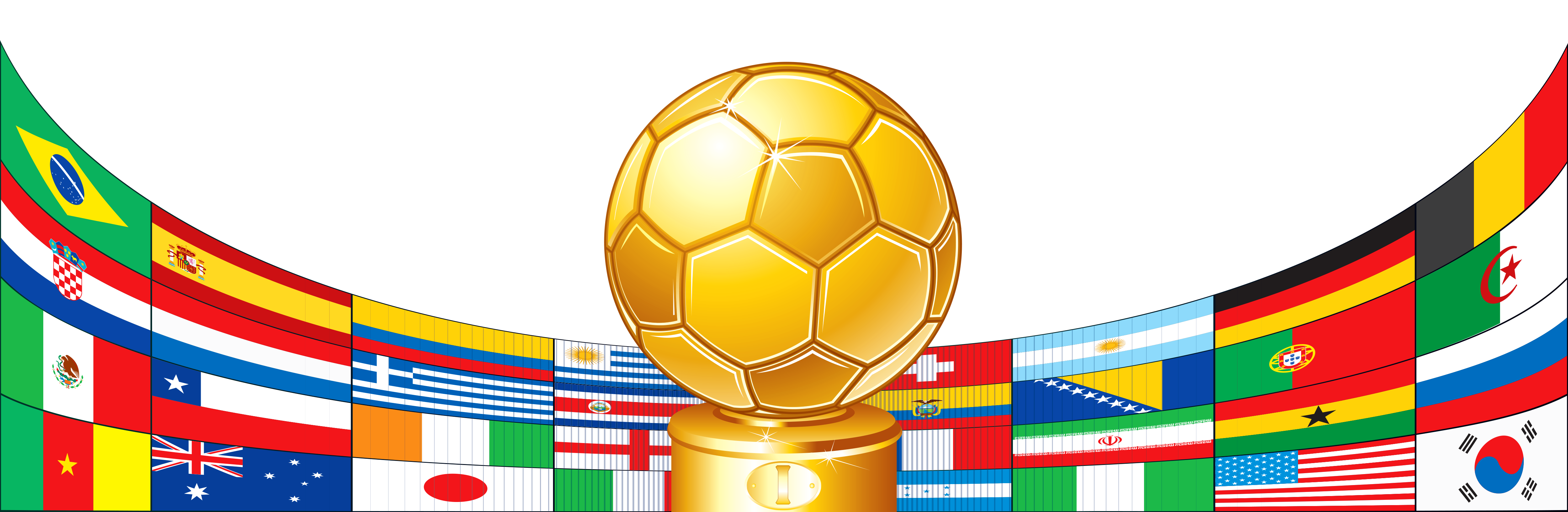 World cup 2014 clipart.