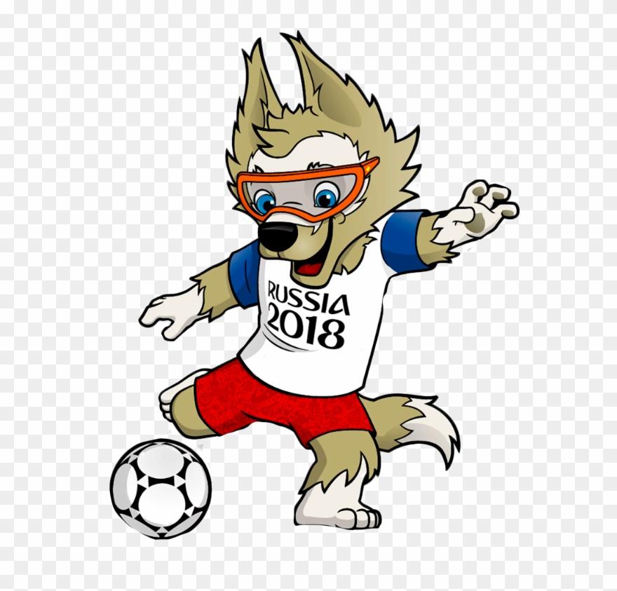 Fifa Mascot 2018 Wm Png Image.