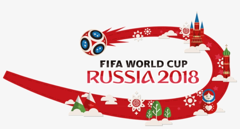 Fifa 2018 World Cup Logo Png.