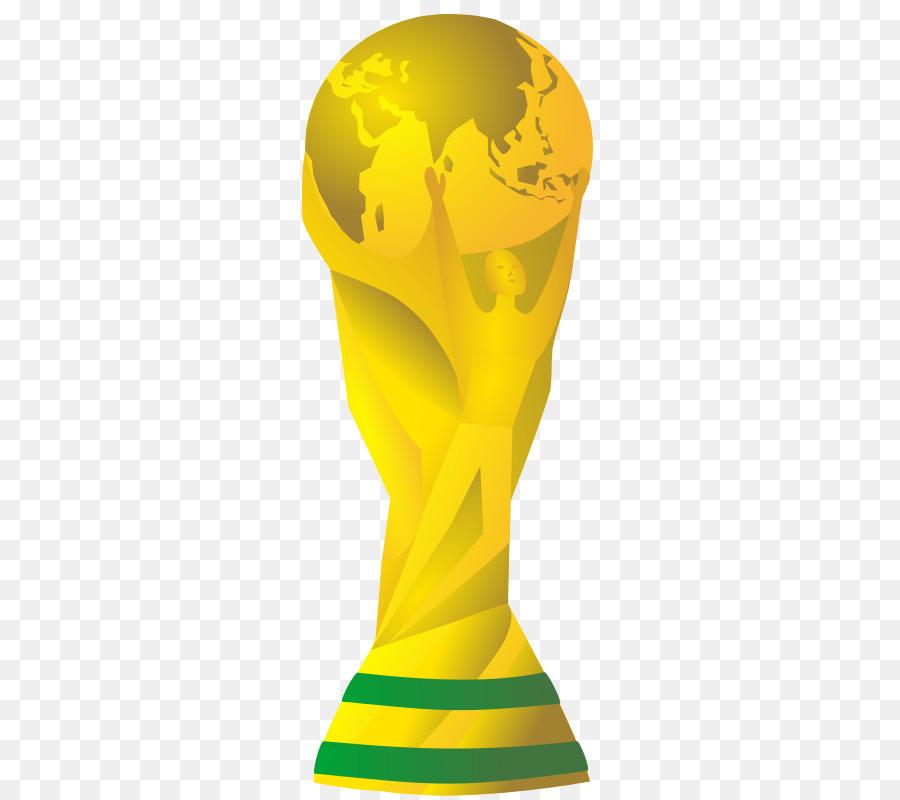 World Cup Trophy Cartoon.