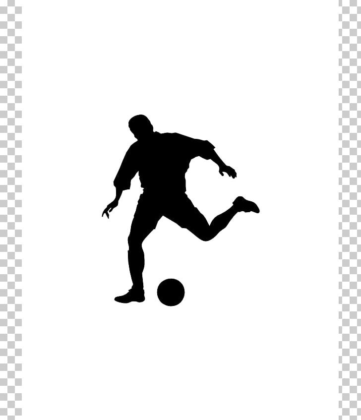 2014 FIFA World Cup Football Player Silhouette PNG, Clipart.
