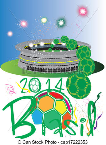 World Cup Soccer Clipart.