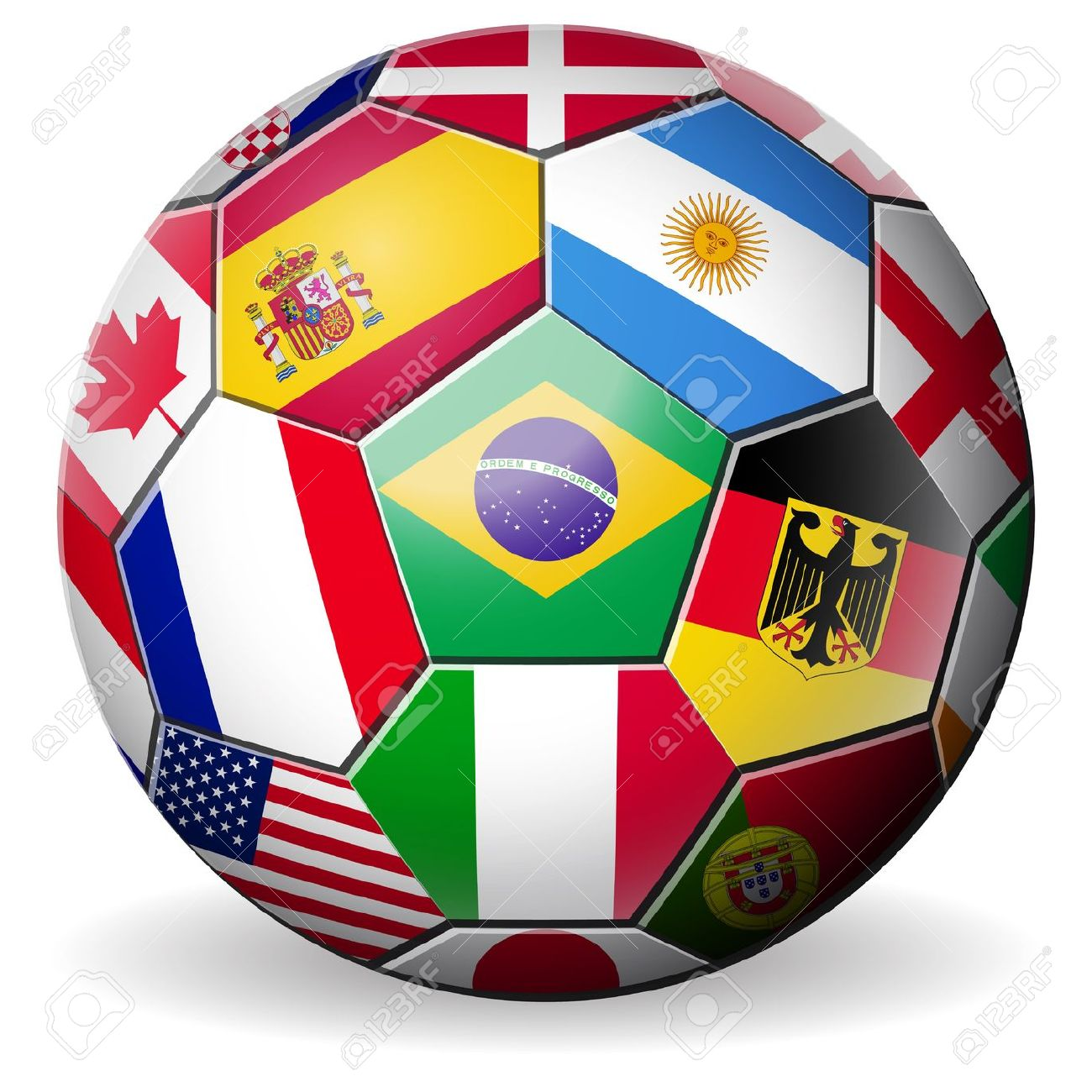 Argentina world cup clipart.