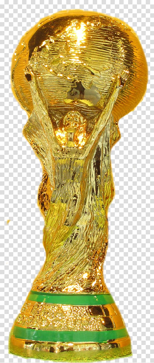 2014 FIFA World Cup Brazil national football team Trophy.