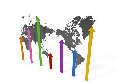 World economy / Free illustration.