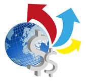 Global Economy Stock Images.