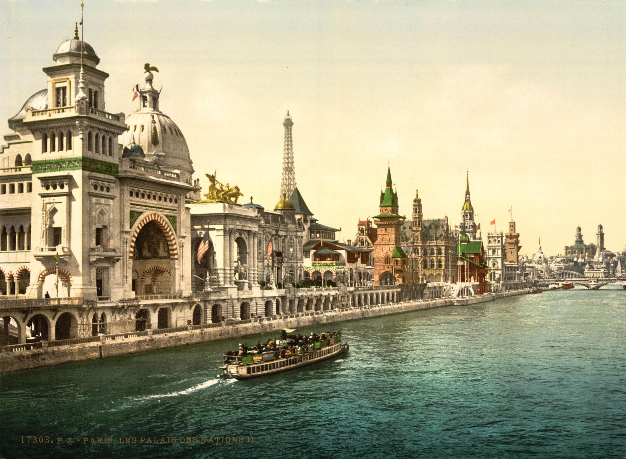 10 Astonishing Creations Unveiled At Paris World Fairs.