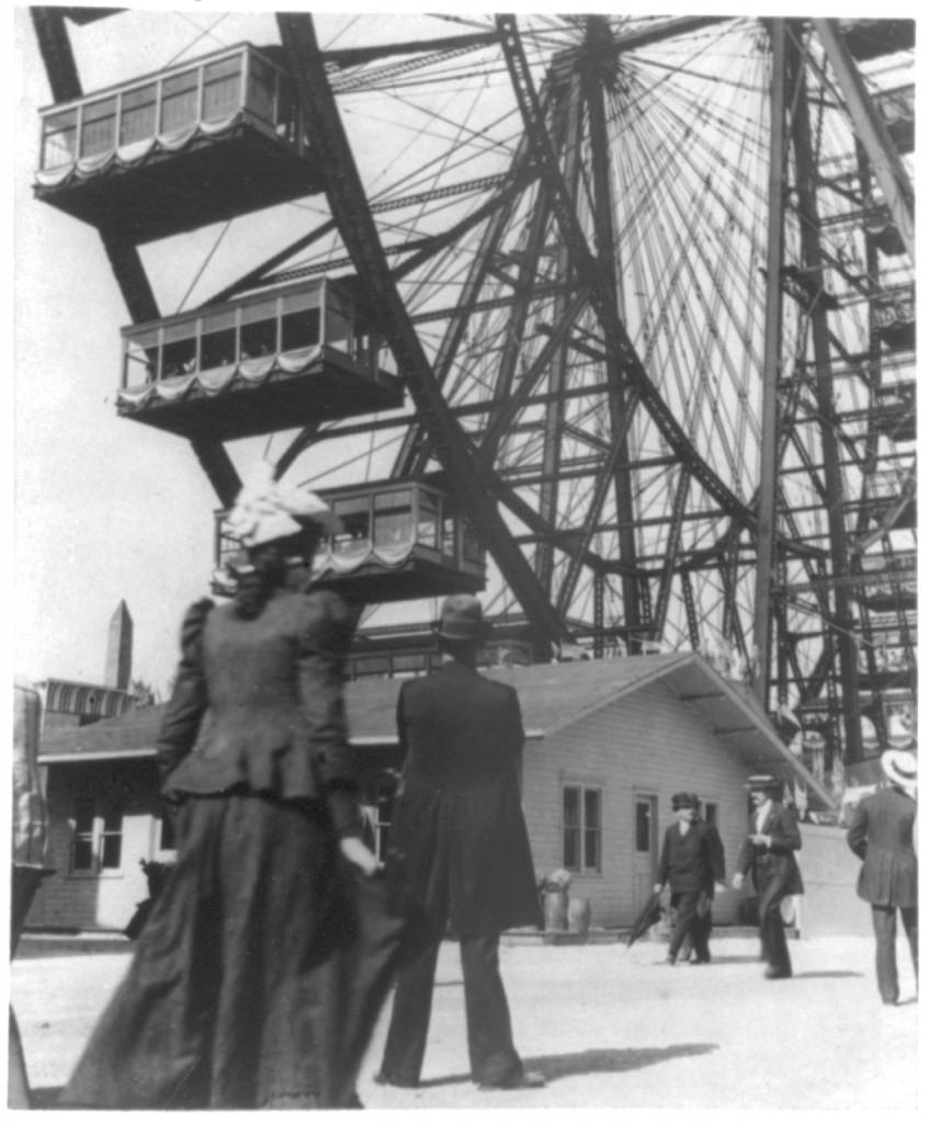 A Trip Around the Ferris Wheel.