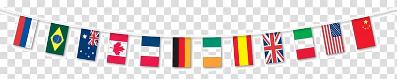 Bunting Flags of the World Party Banner, inventory for.