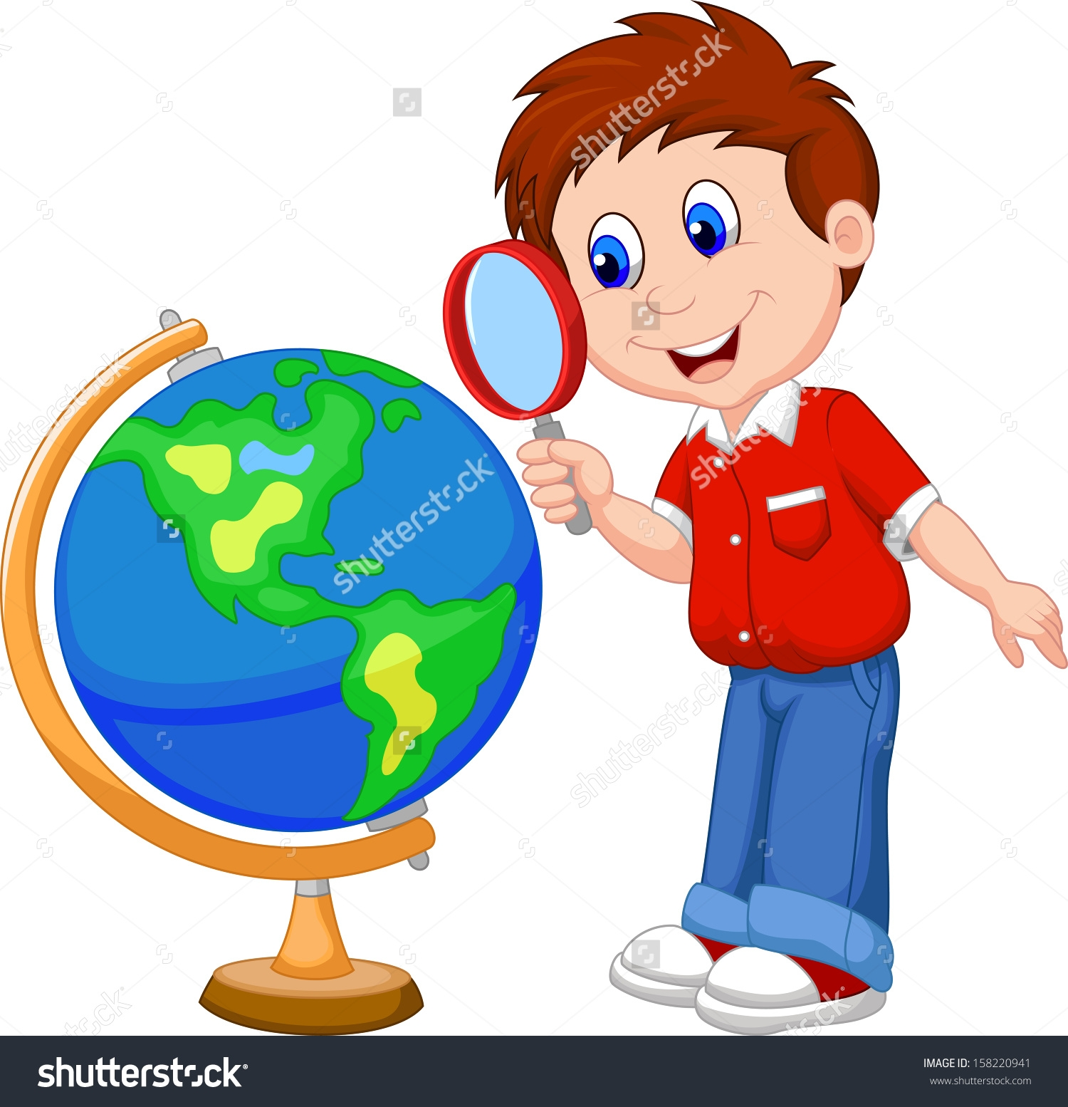 632 Geography free clipart.