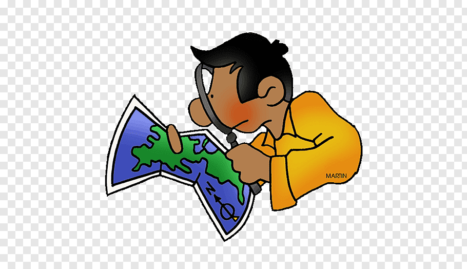 Teacher, Geography Clipart, Map, World Map, Skill, Learning.