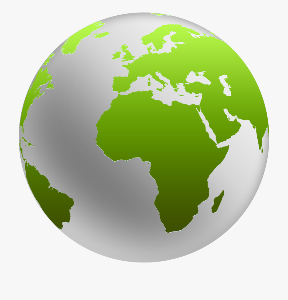 Pink World Globe Png Clipart , Png Download.