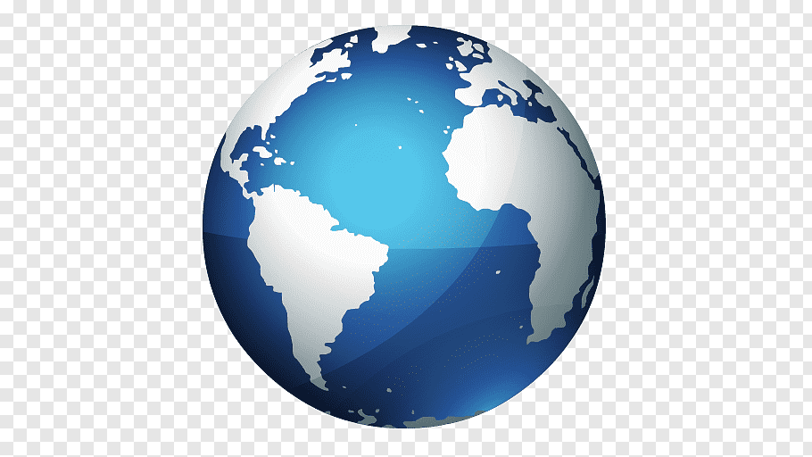 Globe planet sphere world, Network, planet earth free png.