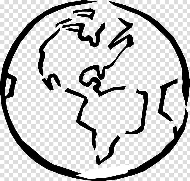 Earth , Earth Globe Black and white , Globe Outline.