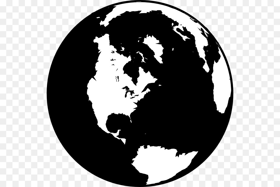 Free Globe Silhouette Png, Download Free Clip Art, Free Clip.
