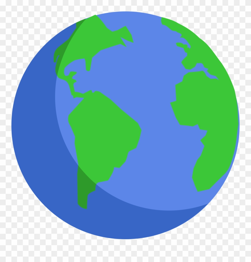 Creation Clipart Globe.
