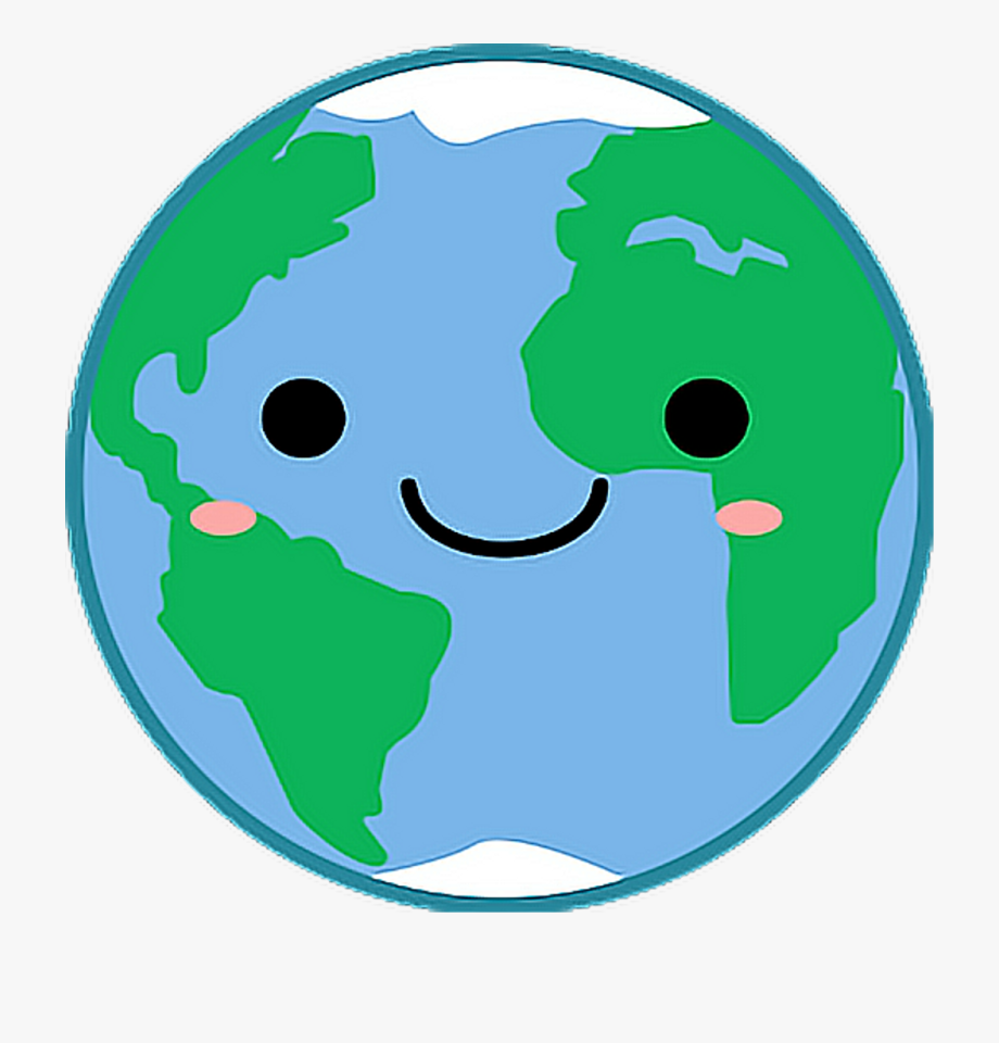 World Planet Planets Kawaii Planeta Planetas Tierra.