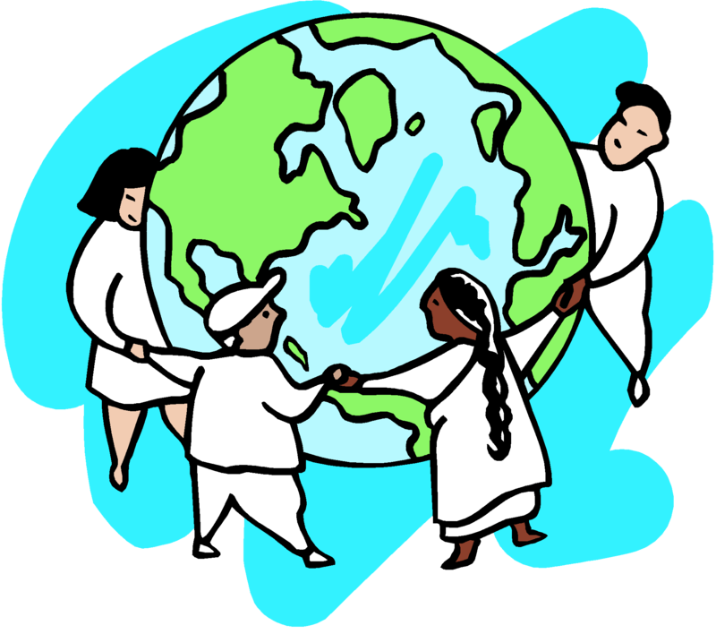 Clipart world happy, Clipart world happy Transparent FREE.