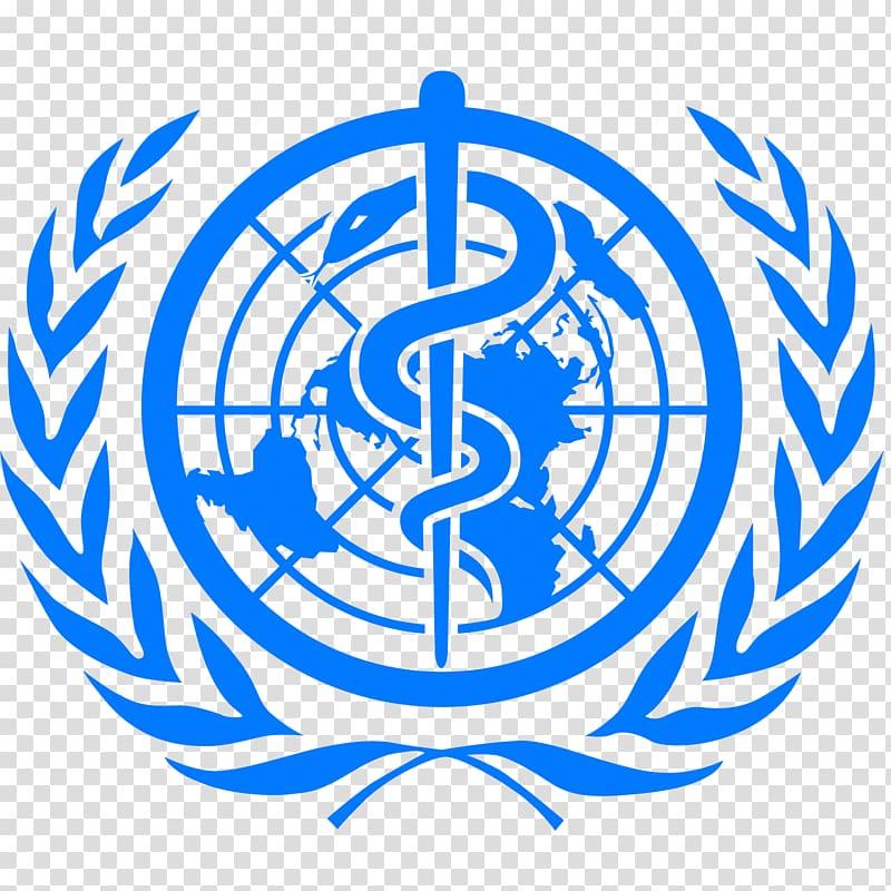World Health Organization logo, Sri Ramachandra University World.