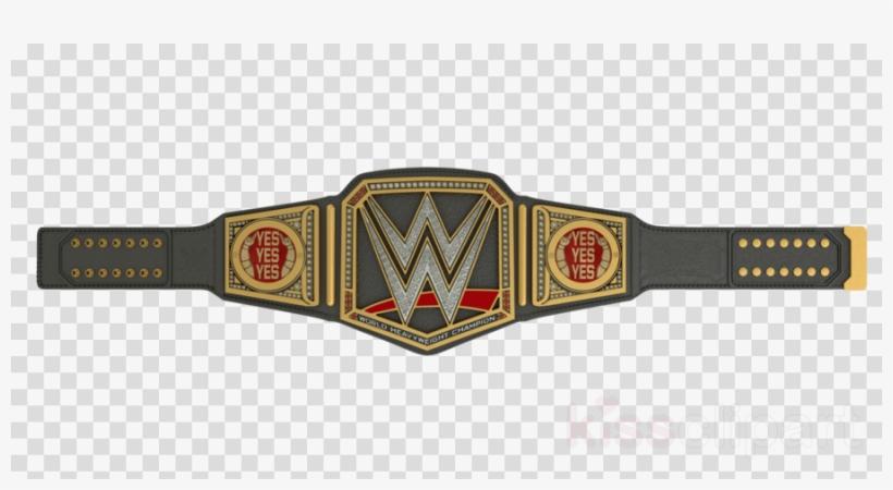 Make Wwe World Heavyweight Championship Clipart World.