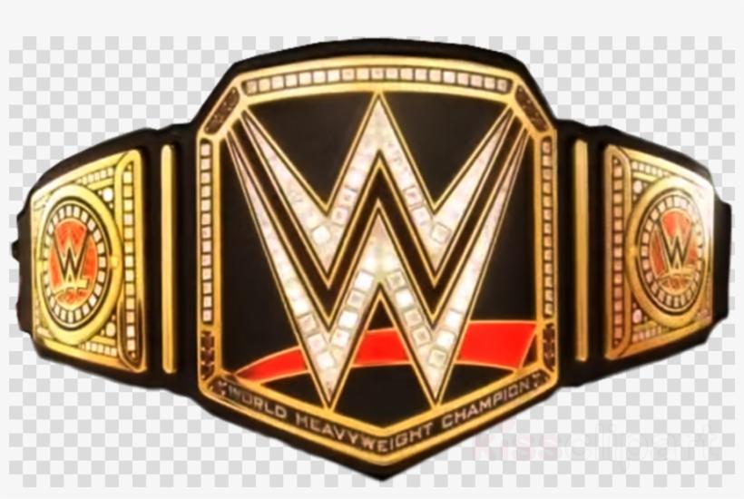 Wwe Championship Png Clipart Wwe Championship World.