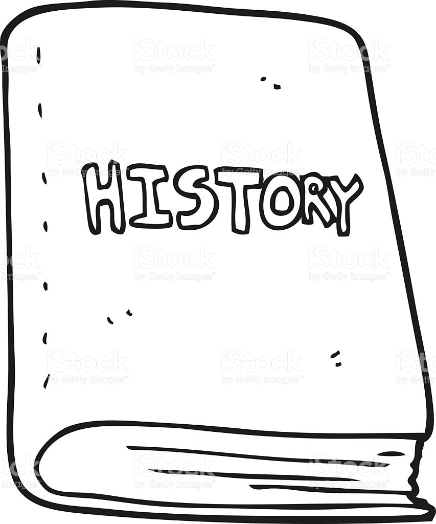 History Book Clipart.