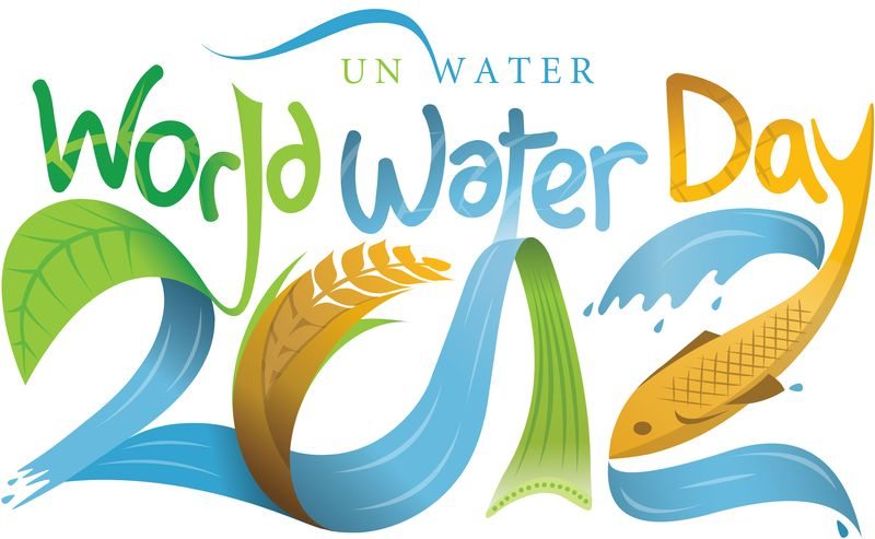 World Water Day.